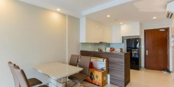 Modern 2 bedrooms rental in The Goldview