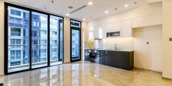 Brand new 2 bedrooms in Vinhomes Golden River