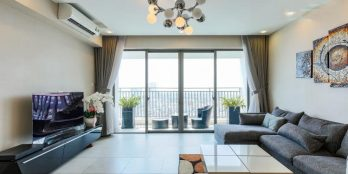 Luxury fully furnished 2 bedrooms for rent in The View Riviera Point
