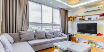 2 bedrooms & Western style furniture in The View Riviera Point